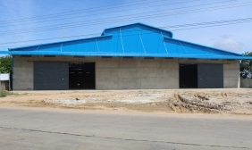Huge Warehouse For Rent