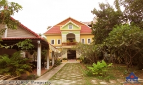 8 Bedroom Guesthouse For Rent