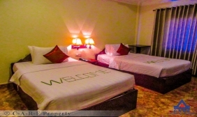 27 Rooms Hotel For Rent
