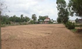 Attractive Land In New Town For Sale