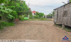 Attractive land for sale in town