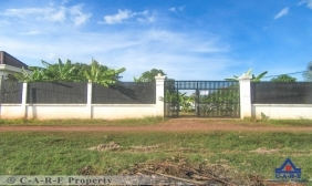 Land and House For Sale